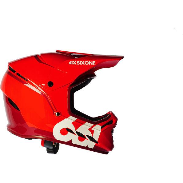 SixSixOne Reset Fullface Helm