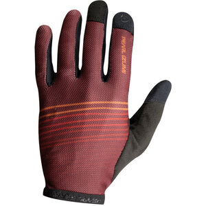 PEARL iZUMi Divide Gloves Herren torch red/russet torch red/russet