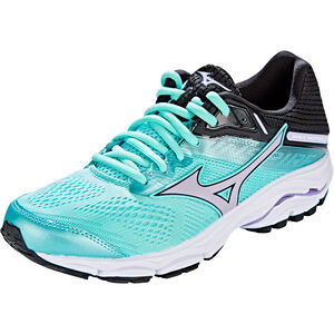 Mizuno Wave Inspire 15 Shoes Women Angel Blue/Lavender Frost/Black bei fahrrad.de Online
