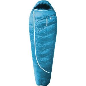 Grüezi-Bag Biopod DownWool Ice 175 Sleeping Bag Women Ice Blue bei fahrrad.de Online