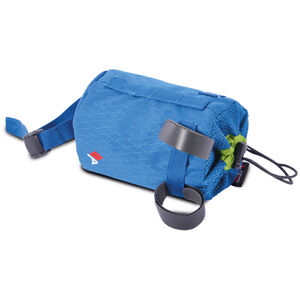 Acepac Fat Bottle Bag blue blue