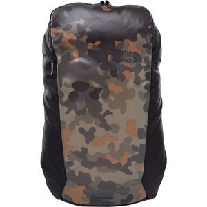 The North Face Ka-Ban Backpack 26l New Taupe Green Macrofleck Print/TNF Black bei fahrrad.de Online