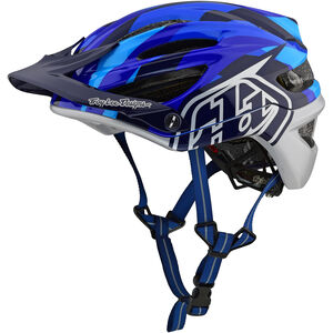 Troy Lee Designs A2 Jet MIPS Helmet blue blue
