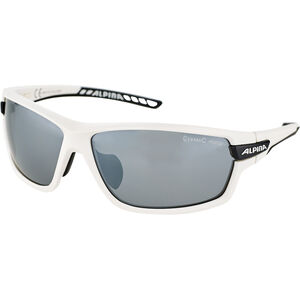 Alpina Tri-Scray 2.0 Brille white matt-black/black mirror white matt-black/black mirror