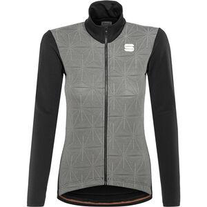 Sportful Crystal Thermo Jacket Women black/white bei fahrrad.de Online