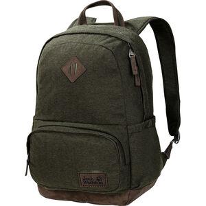 Jack Wolfskin Tweedey Backpack woodland green