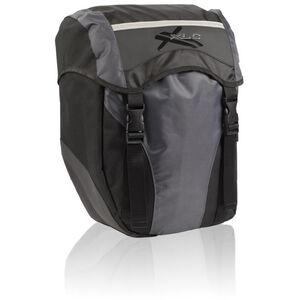 XLC BA-S40 Einzeltaschenset 30l black/anthracite black/anthracite