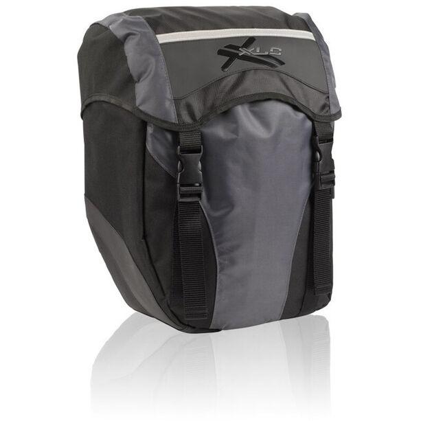 XLC BA-S40 Einzeltaschenset 30l black/anthracite