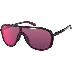 Oakley Outpace Sunglasses crystal raspberry/prizm road crystal raspberry/prizm road