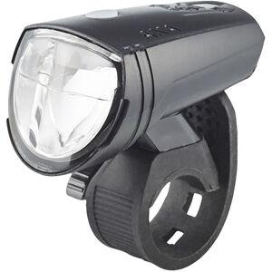 Axa GreenLine 15 LED-Akkuscheinwerfer inkl USB Kabel schwarz bei fahrrad.de Online