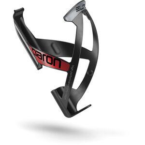 Elite Paron Race Flaschenhalter schwarz/rot glänzend bei fahrrad.de Online