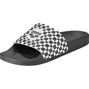 arena Therese Slide Sandals Unisex black-white-black bei fahrrad.de Online