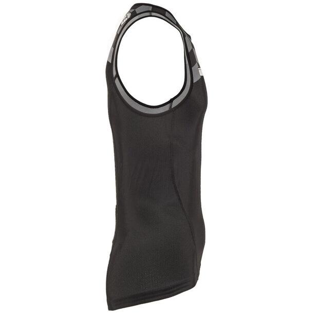 Bioracer Zipper Tri Top Herren grey/hot rod grey