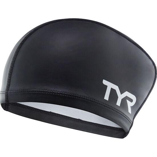 TYR Comfort Long Hair Silicone Cap Juniors bei fahrrad.de Online