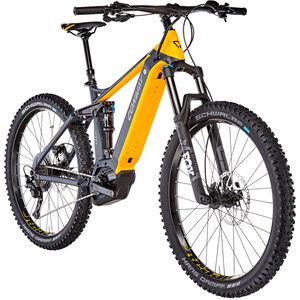 Conway eMF Powertube 527 Plus grey matt/orange grey matt/orange