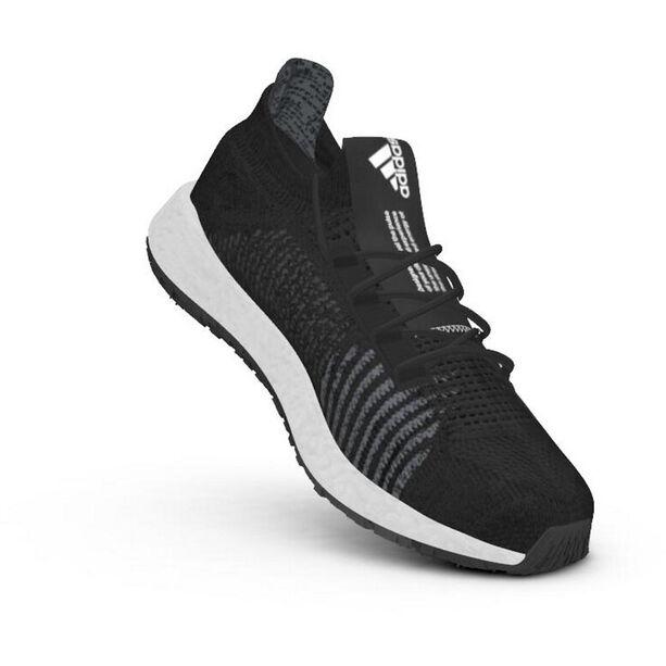 adidas Pulseboost HD Schuhe Damen core black/footwear white/grey three