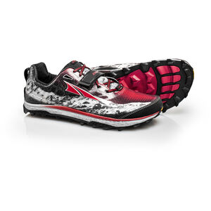 Altra King MT Trail Running Shoes black/red