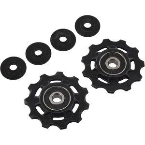 SRAM Schaltrollen-Set X9 X7 2010-2013 schwarz schwarz