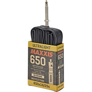 Maxxis UltraLight Schlauch 650 x 18/25C Presta/F