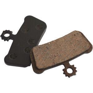 Red Cycling Products Avid XO Trail 4 Piston Brakes semi-metal