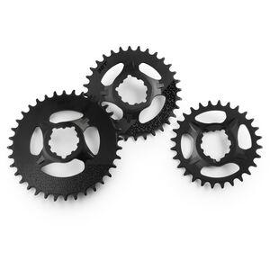 DARTMOOR Direct Intro Boost Chainring schwarz schwarz