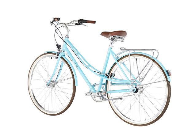 Electra Loft 7i EQ Damen blizzard blue