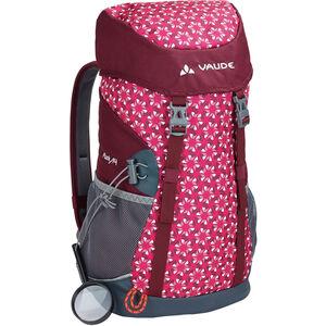 VAUDE Puck 14 Backpack Kids grenadine