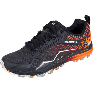 Merrell All Out Crush Tough Mudder Shoes Women orange