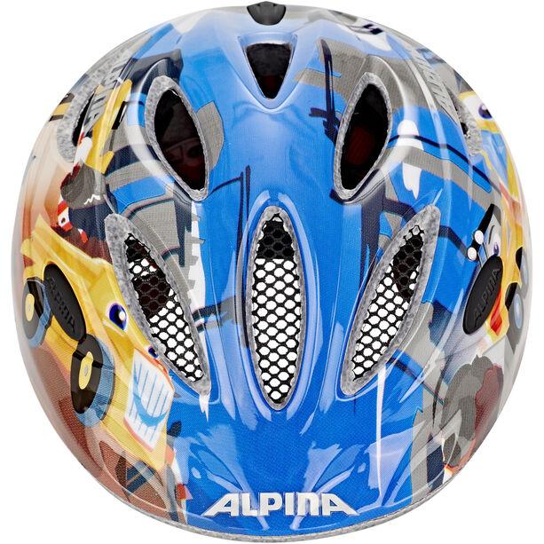 Alpina Gamma 2.0 Helmet Kinder construction