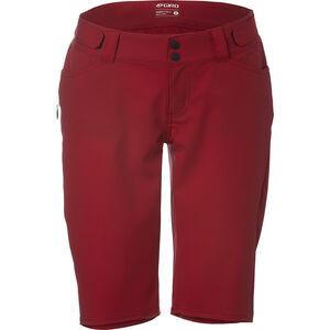 Giro Arc Shorts Damen dark red dark red