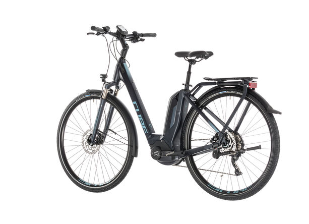 Cube Touring Hybrid Pro 500 Easy Entry darknavy