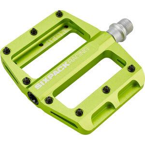 Sixpack Icon Mini Pedale electric-green