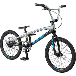 """GT Bicycles Speed Series Pro 20"""" gloss silver/black gloss silver/black"""