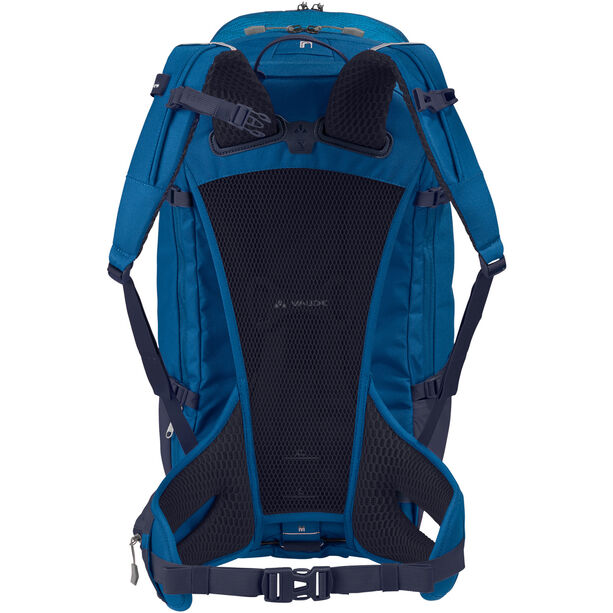 VAUDE Bike Alpin 25+5 Backpack radiate blue