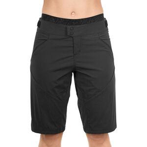 Cube AM Baggy Shorts inklusive Innenhose Damen black black