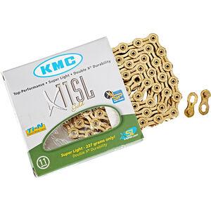 KMC X-11-SL Kette 11-fach 118 Glieder gold