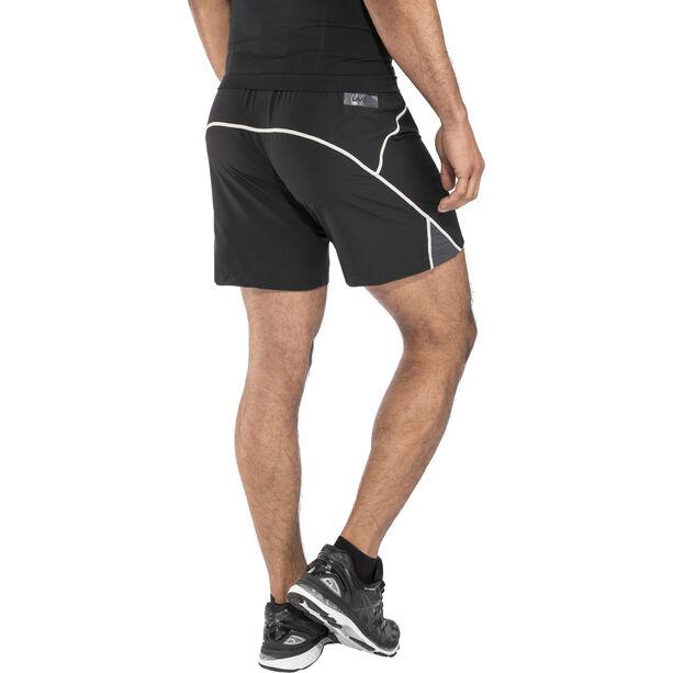 UYN Running Alpha OW Shorts Herren black/anthracite/silver