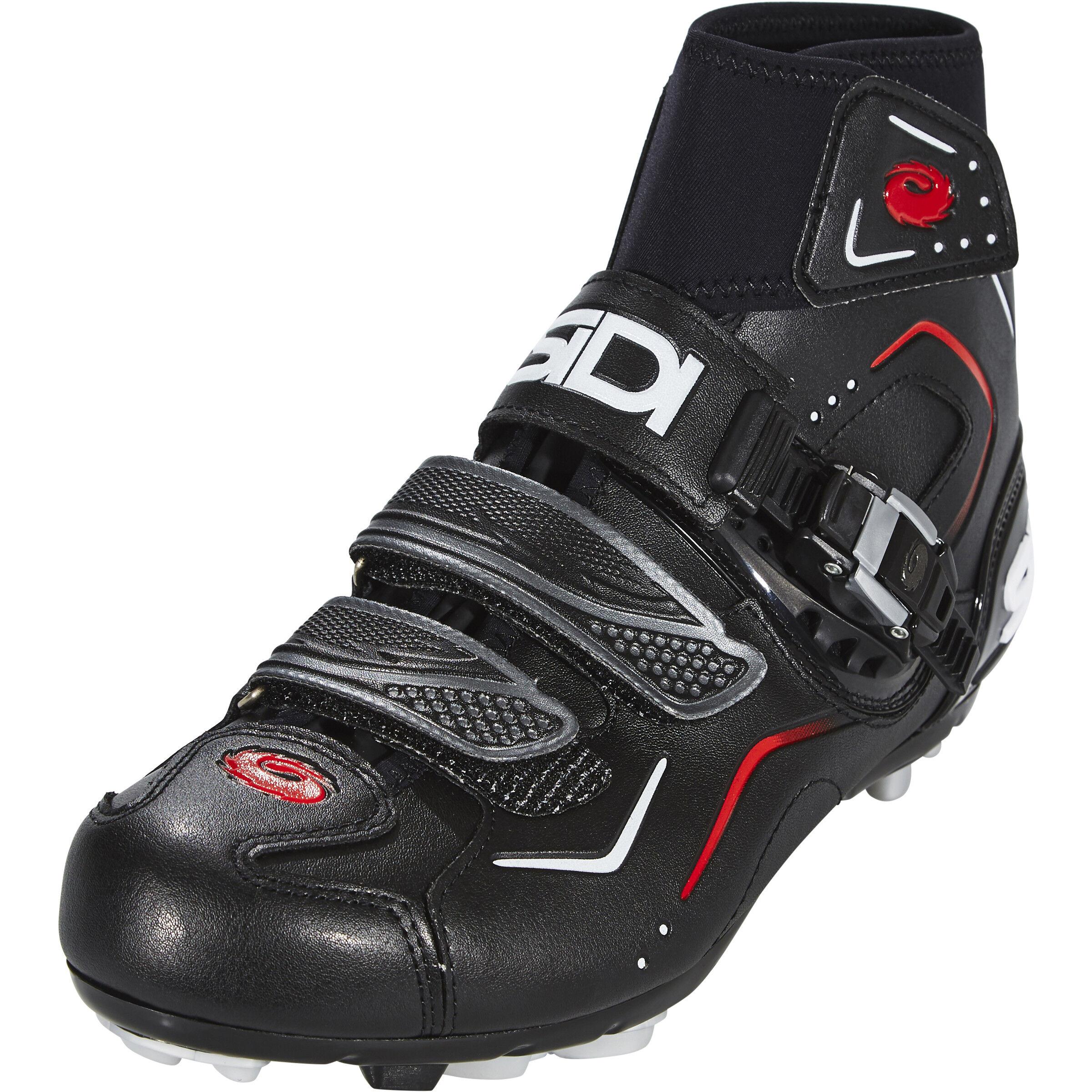 Sidi Breeze Rain Shoes Herren black
