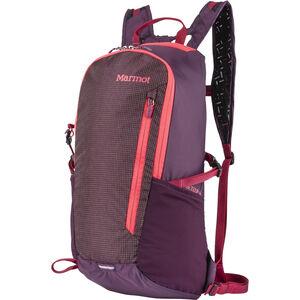 Marmot Kompressor Meteor 16 Daypack dark purple/brick dark purple/brick