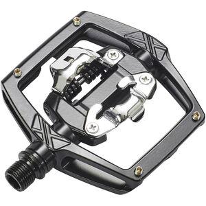 XLC PD-S24 Systempedale schwarz schwarz