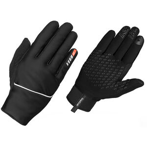 GripGrab Running Thermo Windproof Touchscreen Gloves black black