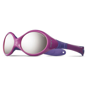 Julbo Looping III Spectron 4 Sunglasses 2-4Y Kinder pink/purple-gray flash silver pink/purple-gray flash silver