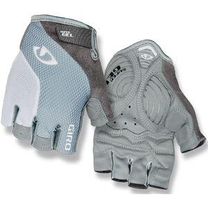 Giro Strada Massa Gel Gloves Damen titanium/gray white titanium/gray white