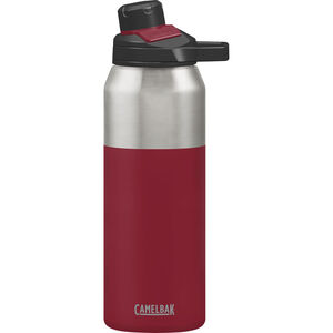 CamelBak Chute Mag Vacuum Insulated Stainless Bottle 1000ml cardinal cardinal