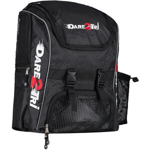 Dare2Tri Transition Backpack 33l black black