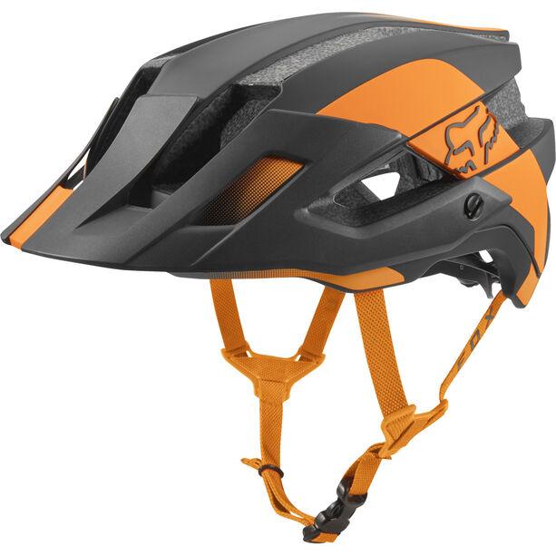 Fox Flux Mips Conduit Trail Helmet Herren atomic orange