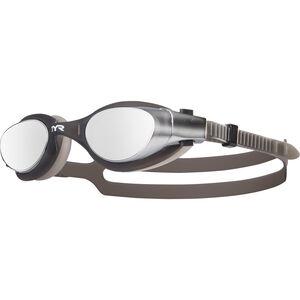 TYR Vesi Goggles Mirrored Herren silver/black silver/black