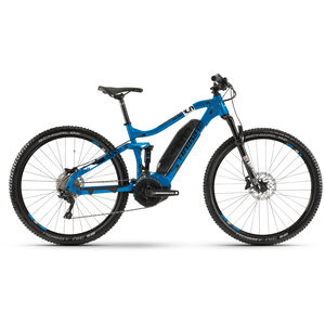 HAIBIKE SDURO FullNine 3.0 blue/white/black blue/white/black