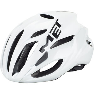 MET Rivale Helm white white