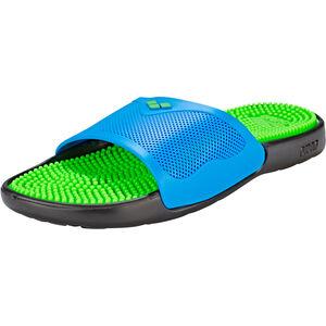arena Marco X Grip Hook Sandals Unisex solid lime-turquoise bei fahrrad.de Online